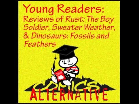 Young Readers 7 - The Comics Alternative