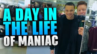 A DAY IN THE LIFE OF MANIAC