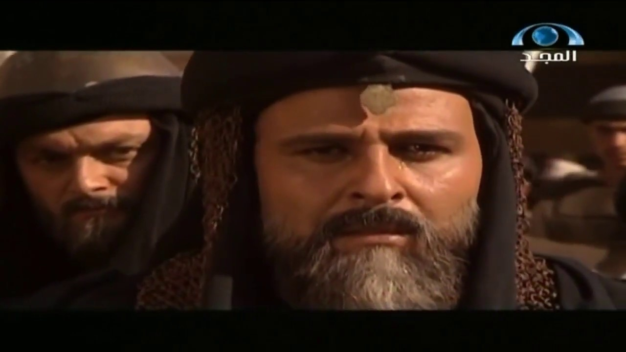 برومو مسلسل صلاح الدين الأيوبي على قناة المجد Youtube