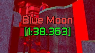 Blue Moon %glitchless speedrun? [1:38.363]