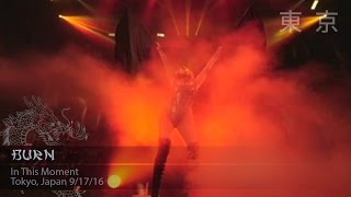 Скачать In This Moment Burn Tokyo Japan 9 17 16