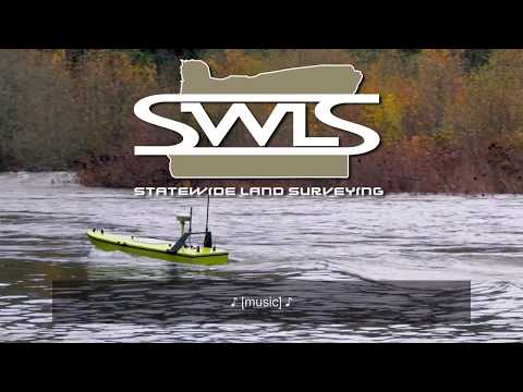 Hydrographic Surveying - Unmanned Survey System