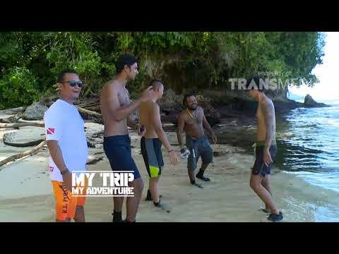 MTMA - Diving Dengan Suasana Berbeda DiTelaga Biru Samares  (2/6/18) Part 3