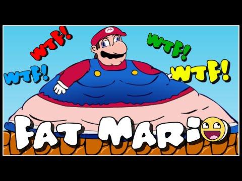 GRUBY FAT MARIO WTFWTFWTFW ?!?! /w karolek