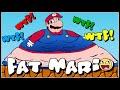 GRUBY FAT MARIO WTFWTFWTFW w karolek