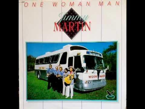 One Woman Man [1978] - Jimmy Martin