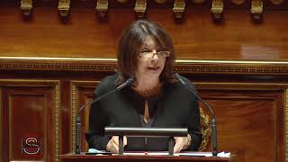 Nathalie Goulet demande le renforcement des conventions fiscales internationales
