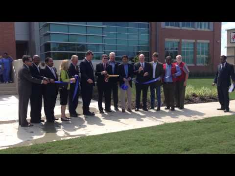 SOWELA Technical Community College Ribbon Cutting :: Allied Health Building