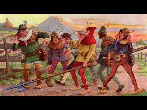 Братья гримм семеро храбрецов смотреть мультфильм