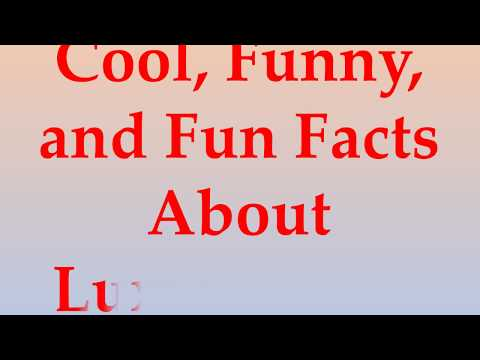 Cool, Funny, and Fun Facts About Luxembourg