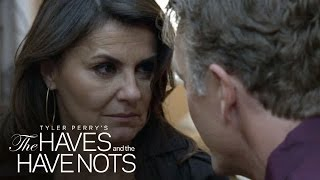 Jim Blindsides Celine with a Devastating Admission | Tyler Perry's The Haves and the Have Nots | OWN