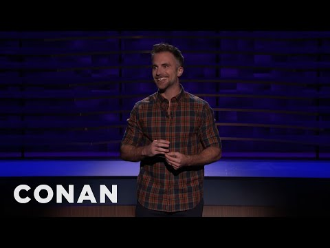 D.J. Demers Is A Sesquipedalian - CONAN on TBS