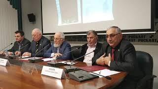 Пресс конференция депутатов Народного Собрания Республики Ингушетия   основная часть
