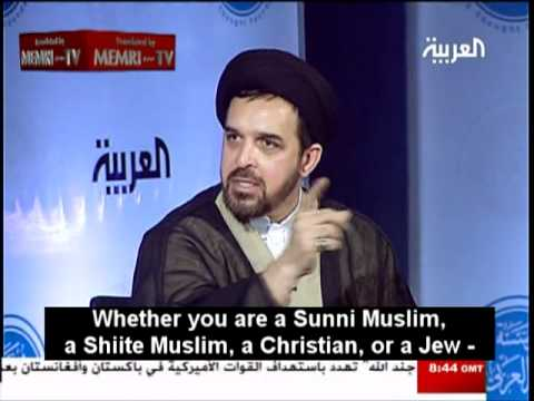 Ayad Jamal Al-Din in TV Debate About Separation of Religion and State