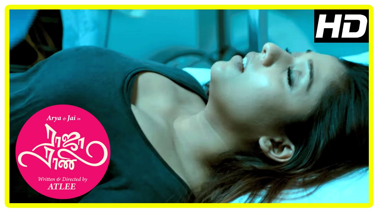Download Raja Rani Tamil Movie Scenes   Nayanthara hospitalised   Nayanthara reveals past to Arya