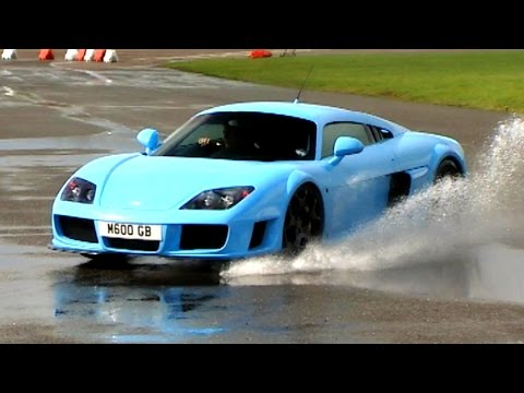 200MPH In The Noble M600 – Fifth Gear