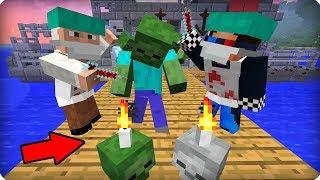 Безумный план Тимофеича! [ЧАСТЬ 31] Зомби апокалипсис в майнкрафт! - (Minecraft - Сериал)