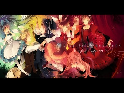 Alice In Musicland ENGLISH 【5人合唱】