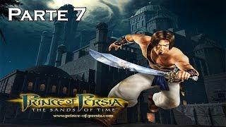 Prince of Persia Las Arenas del Tiempo HD Walkthrough Parte 7 - Español (PS3 Gameplay HD)