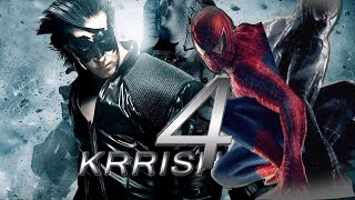 Video Krissh 4 vs Spiderman Epic battle tariler 2018[fanmade] download MP3, 3GP, MP4, WEBM, AVI, FLV April 2018