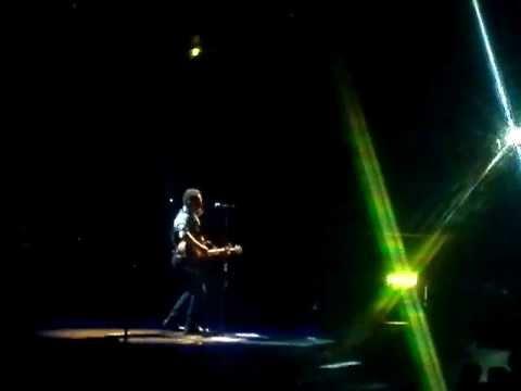 Bruce Springsteen Turku 8.5.2013 / I'll Work For Your Love