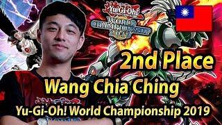 2nd Place Wang Chia Ching | Yu-Gi-Oh! World Championship 2019 Berlin