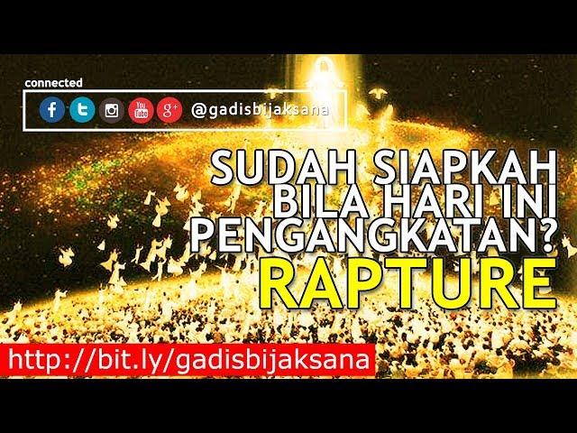 Rapture (1) - Gadis Bijaksana
