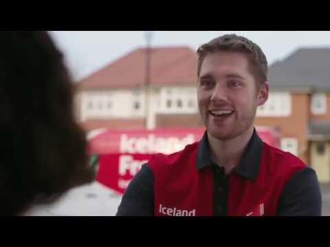 Iceland's Free Home Delivery Service