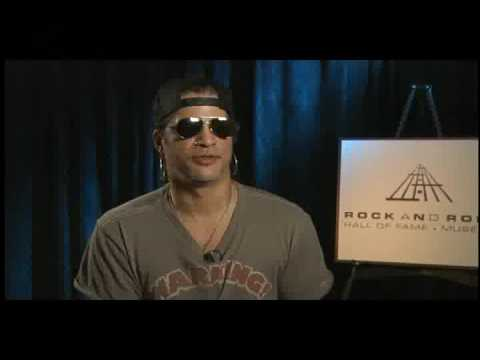 Slash talks about the importance of rock and roll