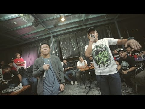 Bahay Katay - 420 Soldierz - Rap Song Competition @ Cannivalismo 2