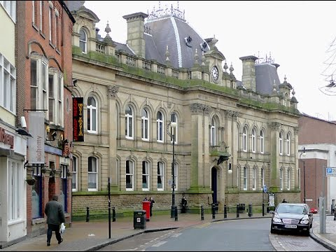 Places to see in ( Wolverhampton - UK )