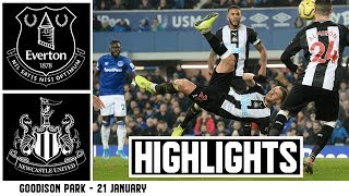 TWO STOPPAGE TIME GOALS 😱 Everton 2 Newcastle United 2: Brief Highlights