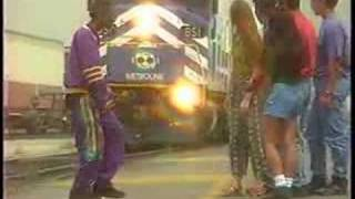 Metrolink PSA - MetroThink (1992)
