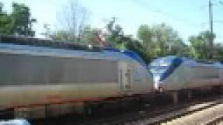 Hamilton Railfanning - July 13, 2008