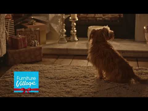 Furniture Village Christmas Sofa Advert 2017