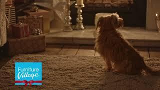 Furniture Village Christmas Sofa Advert 2017