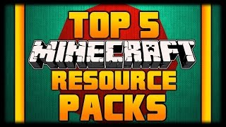 Top 5 Minecraft Resource Packs (Kaynak Paketi)