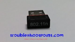 how to fix 802 11n usb wireless adapter disable automatically part 1