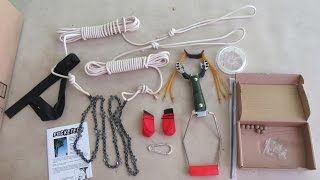 High Limb Rope Chain Unboxing