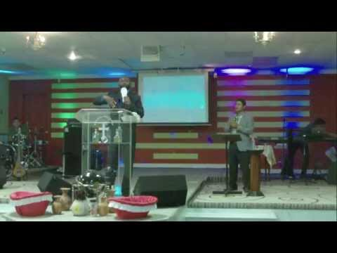 Apostle DoQuoi Green-The Glory Is Coming To Your House