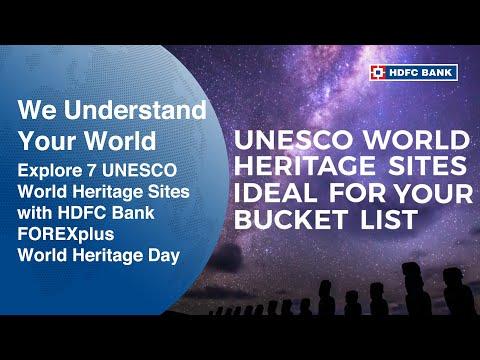 7 UNESCO World Heritage Sites Ideal For Your Bucket List #WorldHeritageDay