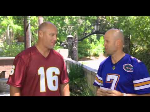 Chris Weinke confesses who his favorite Heisman is to Danny Wuerffel