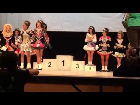 Mid-America Oireachtas Awards: Ladies U17