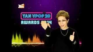 gil le dong hanh cung yan vpop 20 awards 2014