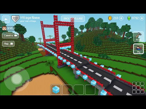 Block Craft 3D : Building Simulator Games For Free Gameplay#375 (iOS & Android) | Flyover