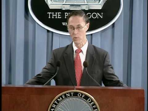 OASD: DOD NEWS BRIEFING WITH DR. CHU AT THE PENTAGON (OCT. 1