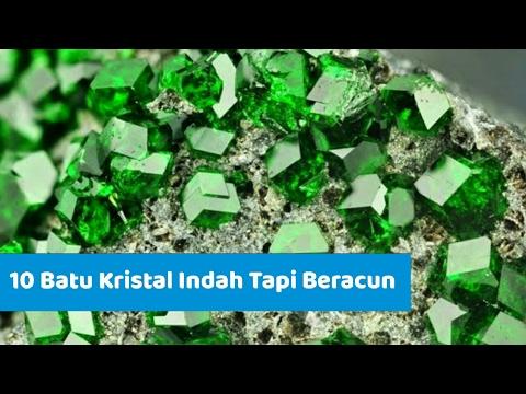 Download 10 Batu Kristal Yang Indah Tapi Beracun Dan Mematikan