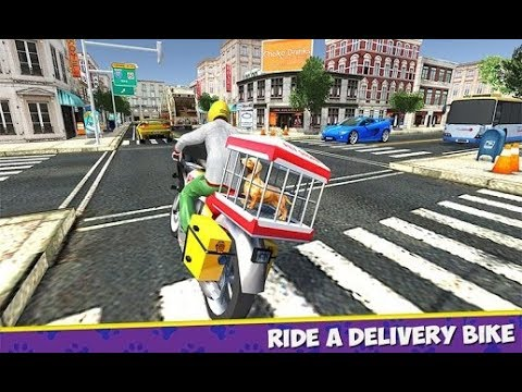 City Bike Pet Animal Transport - Best Android Gameplay HD