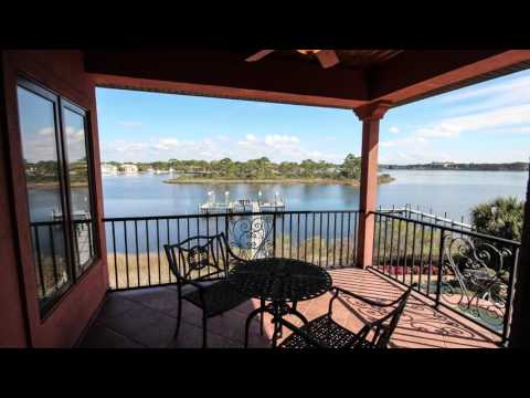 Waterfront Luxury Home - Panama City Beach, Florida Real Estate For Sale