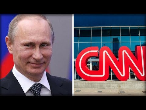 BREAKING: PUTIN JUST DROPPED THE HAMMER ON CNN, WHAT HE DID COULD SPELL THE END OF THE NETWORK